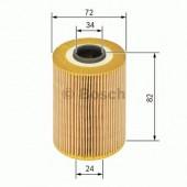 Bosch 1 457 429 197 фильтр масляный