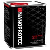 Nanoprotec Super 2T Минеральное масло для 2Т двигателей