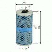Bosch 1 457 429 606 фильтр масляный