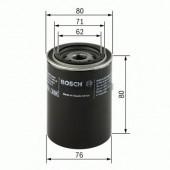 Bosch F 026 407 005 фильтр масляный