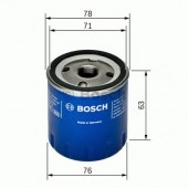 Bosch F 026 407 022 фильтр масляный