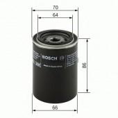 Bosch F 026 407 025 фильтр масляный