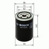 Bosch F 026 407 053 фильтр масляный