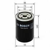 Bosch F 026 407 083 фильтр масляный