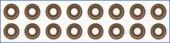 Ajusa 57016600 К-т сальников клапанов