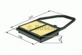 Bosch 1 457 433 322 фильтр воздушный