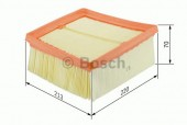 Bosch 1 457 433 575 фильтр воздушный