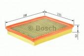 Bosch 1 457 433 655 фильтр воздушный