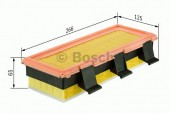 Bosch 1 457 433 773 фильтр воздушный
