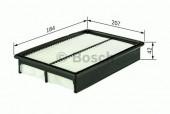 Bosch 1 457 433 951 фильтр воздушный