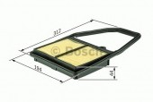 Bosch 1 987 429 176 фильтр воздушный