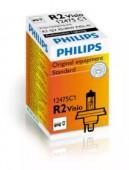 Philips 12475C1 Автолампа Philips R2 12V 45/40W P45T-41 VISIO