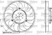 VALEO 698611 Вентилятор, охлаждение двигателя