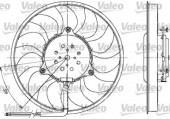 Valeo 698612 Вентилятор, охлаждение двигателя