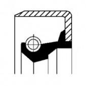 Corteco 12001623B Сальник приводного вала Corteco