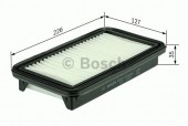 Bosch F 026 400 201 фильтр воздушный