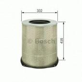Bosch F 026 400 207 фильтр воздушный