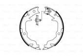 Bosch 0 986 487 766 Тормозные колодки барабанные Bosch