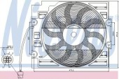 Nissens 85421 Вентилятор охлаждения двигателя