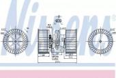 Nissens 87114 Вентилятор отопителя