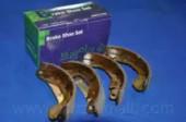 Parts-Mall PLC-004 P96226101 Колодки тормозные барабанные PMC LANOS
