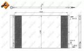 Nrf 35912 Радиатор кондиционера EASY FIT