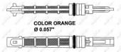 Nrf 38449 Расширительный клапан кондиционера