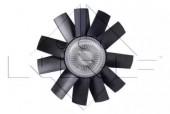 Nrf 49563 Вентилятор радиатора с вискомуфтой