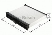 Bosch 1 987 432 002 Фильтр салона