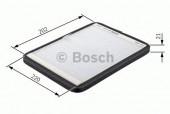 Bosch 1 987 432 063 Фильтр салона