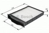 Bosch 1 987 432 093 Фильтр салона