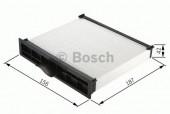 Bosch 1 987 432 157 Фильтр салона