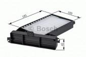 Bosch 1 987 432 207 Фильтр салона