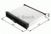 Bosch 1 987 432 315 Фильтр салона