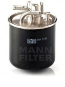 MANN-FILTER WK 1136 фильтр топливный