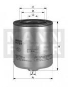 MANN-FILTER WK 12 290/1 фильтр топливный