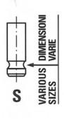 Freccia R4895/RNT Клапан Matiz 0,8