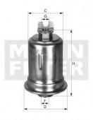 MANN-FILTER WK 614/26 x фильтр топливный