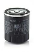 MANN-FILTER WK 716 фильтр топливный