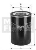 MANN-FILTER WK 731 фильтр топливный
