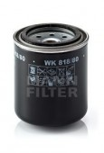 MANN-FILTER WK 818/80 фильтр топливный