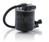 MANN-FILTER WK 820/8 фильтр топливный