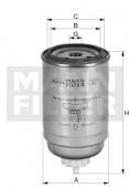 MANN-FILTER WK 842 фильтр топливный
