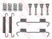 Trw SFK335 Монтажный комплект колодок