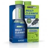 Atomex Multi Cleaner очиститель топливной системы бензин 250мл