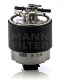 MANN-FILTER WK 9026 фильтр топливный