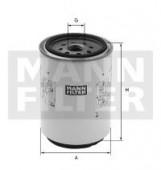 MANN-FILTER WK 933 x фильтр топливный