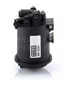 MANN-FILTER WK 939/1 фильтр топливный