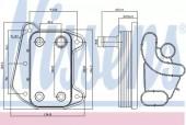 NISSENS 90622 Радиатор First Fit