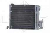 Nrf 35302 Радиатор кондиционера